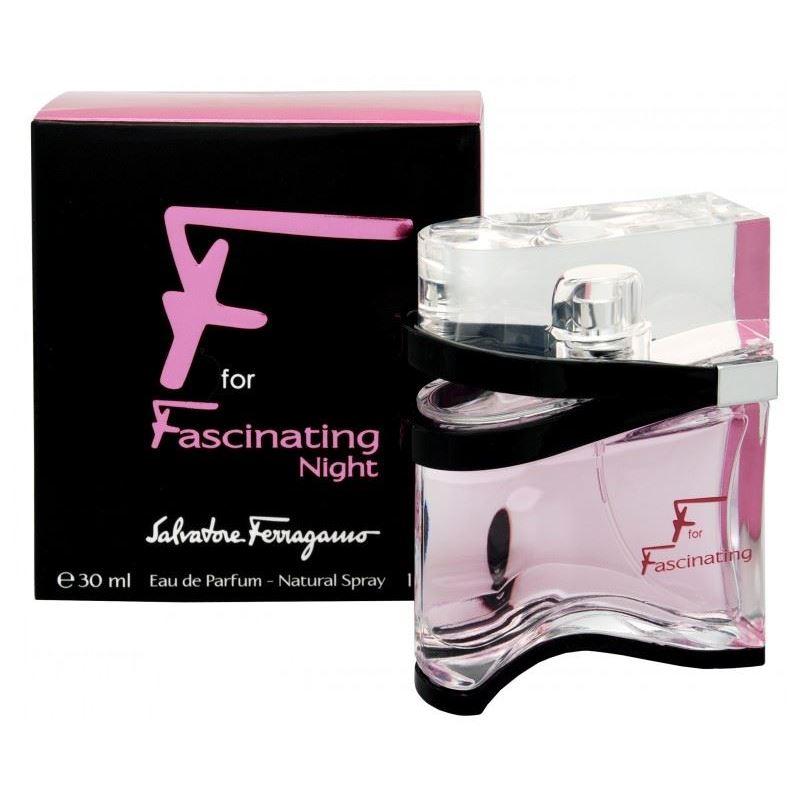 Парфюмированная вода Salvatore Ferragamo F for Fascinating Night 90 мл