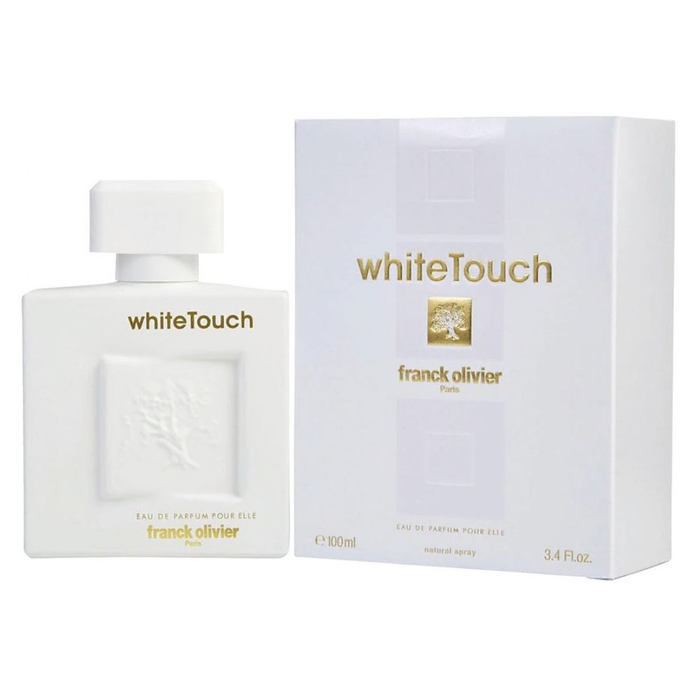 Парфюмированная вода Franck Olivier White Touch franck olivier парфюмерная вода sun java white женская 50 мл