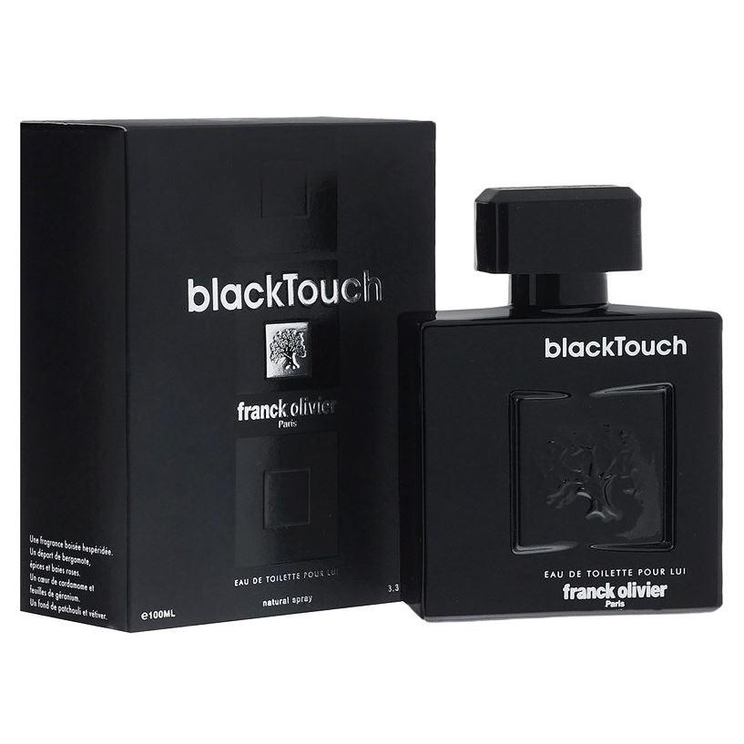 Туалетная вода Franck Olivier Black Touch franck olivier парфюмерная вода sun java white женская 50 мл