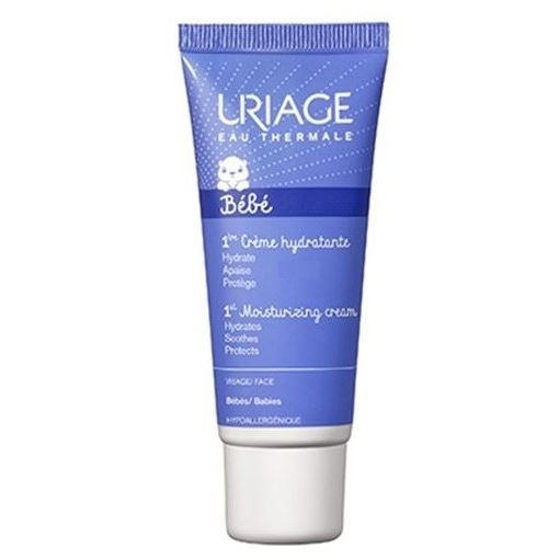 Крем Uriage Bebe 1st Moisturizing Cream 40 мл крем uriage isoliss cream