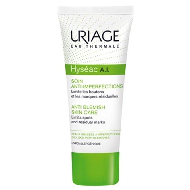 Эмульсия Uriage Hyseac A.I. Anti Blemish Skin-Care For Oily Skin With Blemishes biodroga лосьон противовоспалительный анки акне biodroga skin booster anti blemish stick for impure skin 43306 5 мл