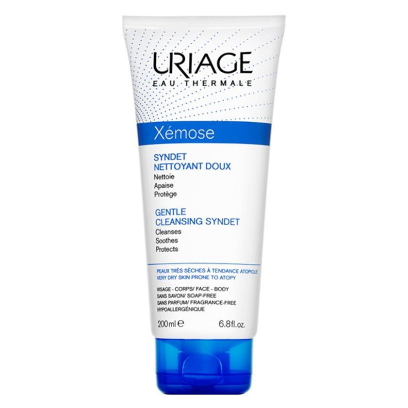 Гель Uriage Xemose Gentle Cleansing Syndet 500 мл недорого