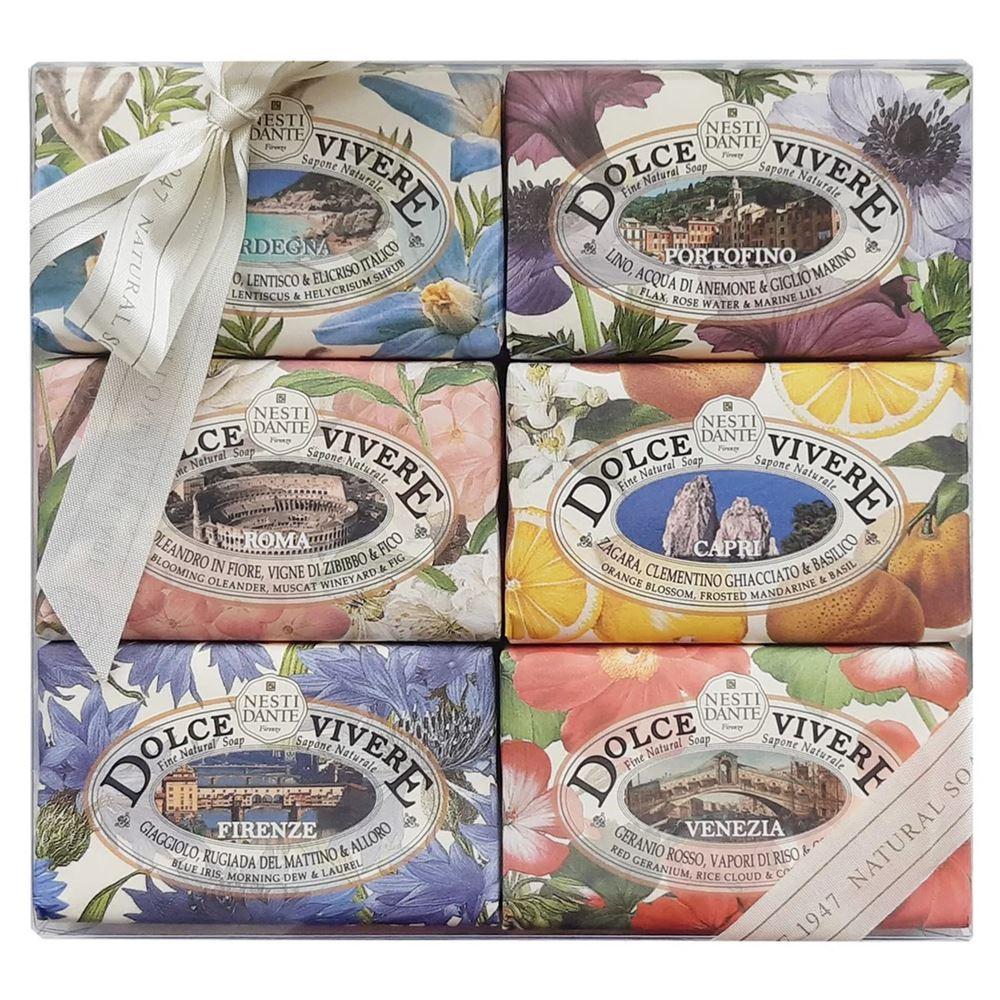 Мыло Nesti Dante Dolce Vivere (Флоренция, 250 гр) nesti dante мыло дрок dei colli fiorentini 250 гр мыло дрок dei colli fiorentini 250 гр 250 гр