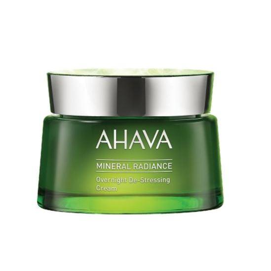 Крем Ahava Минеральный ночной крем, придающий сияние и снимающий напряжение ahava минеральный крем для ног