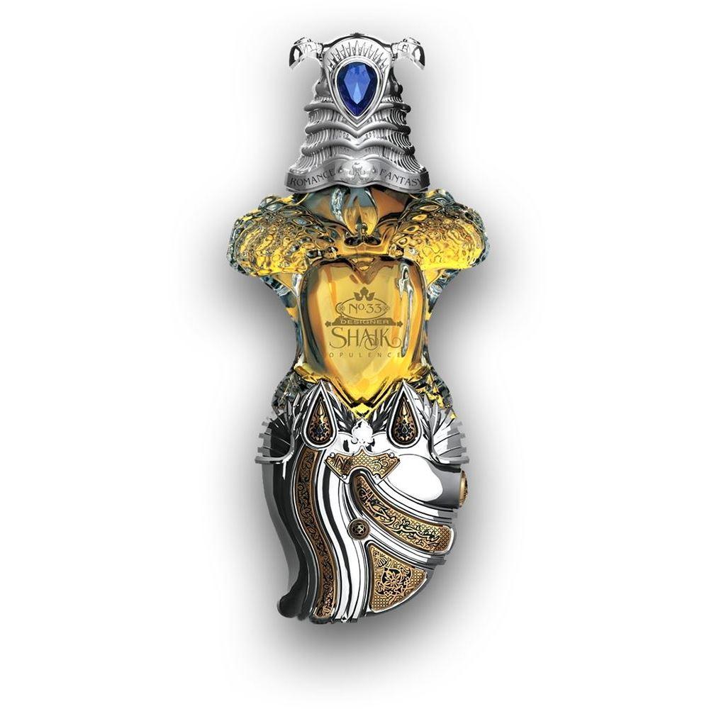 Парфюмированная вода Shaik Khunja Silver №33 40 мл парфюмерная вода shaik парфюмерная вода 48 shaik amor 50 мл