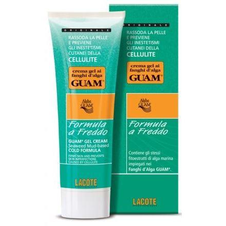 Гель Guam Гель-лифтинг с охлаждающим эффектом Crema Gel Al Fanghi D'Alga Formula A Freddo недорого