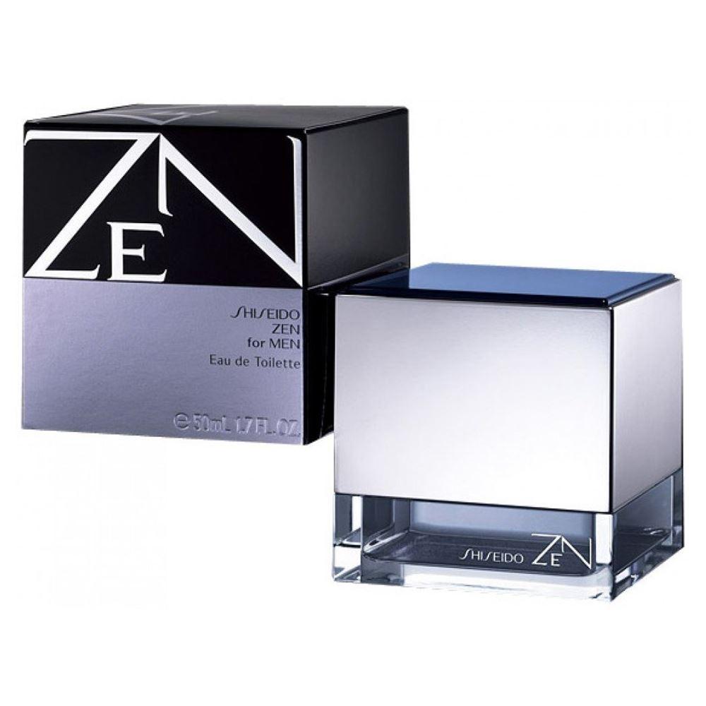 Туалетная вода Shiseido Zen for MEN shiseido zen парфюмерная вода zen парфюмерная вода