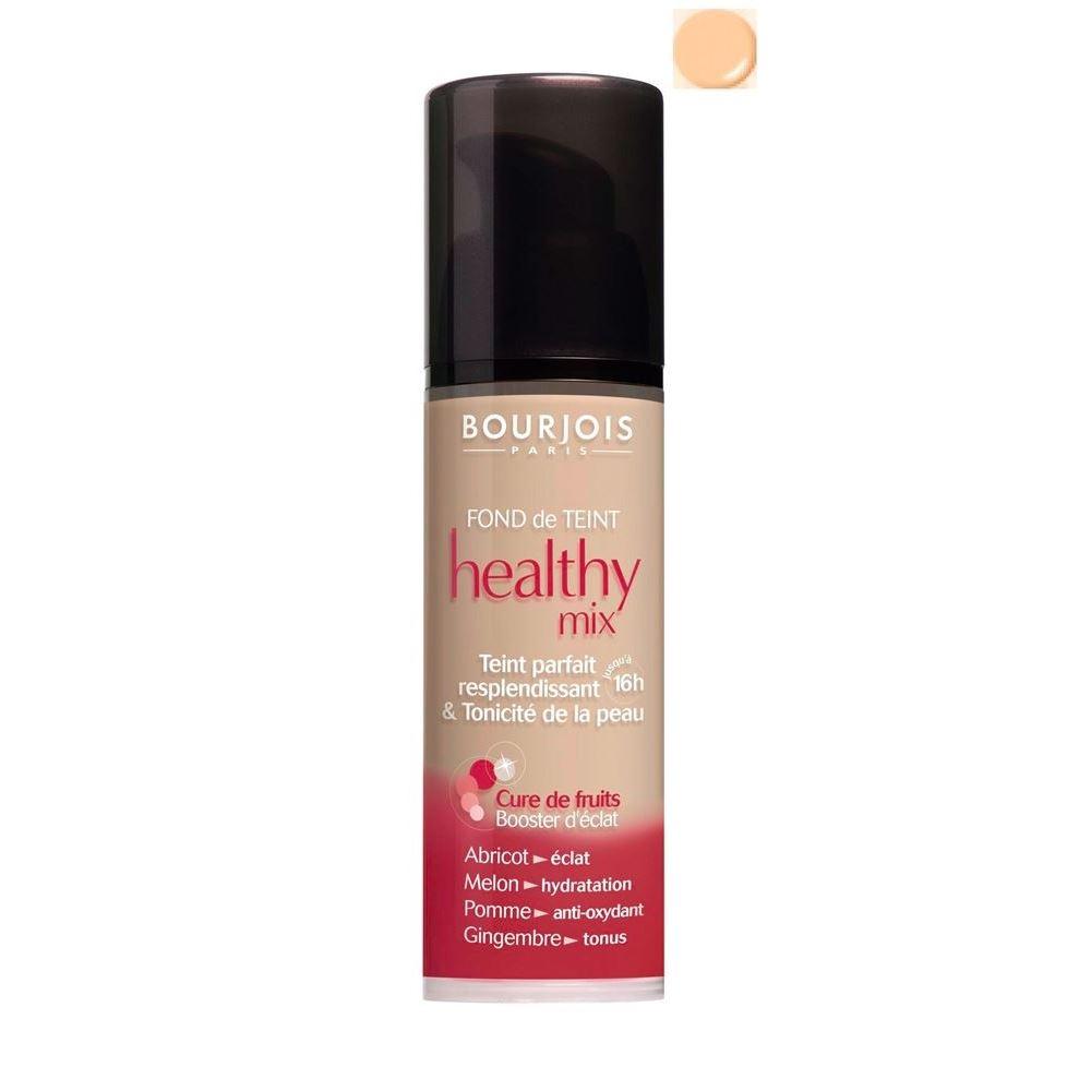 Тональный крем Bourjois Healthy Mix Fond De Teint (56) фен elchim 3900 healthy ionic red 03073 07