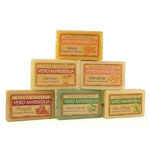 Мыло Nesti Dante Vero Marsiglia (Миндаль, 150 гр) мыло nesti dante vero marsiglia зеленая мята 150 г