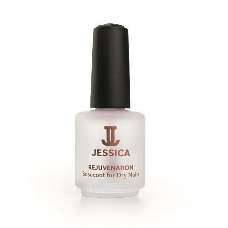 Лак Jessica Base Coat Rejuvenation 7.4 мл jessica phenom цветное покрытие vivid colour exquisite 36 15 мл