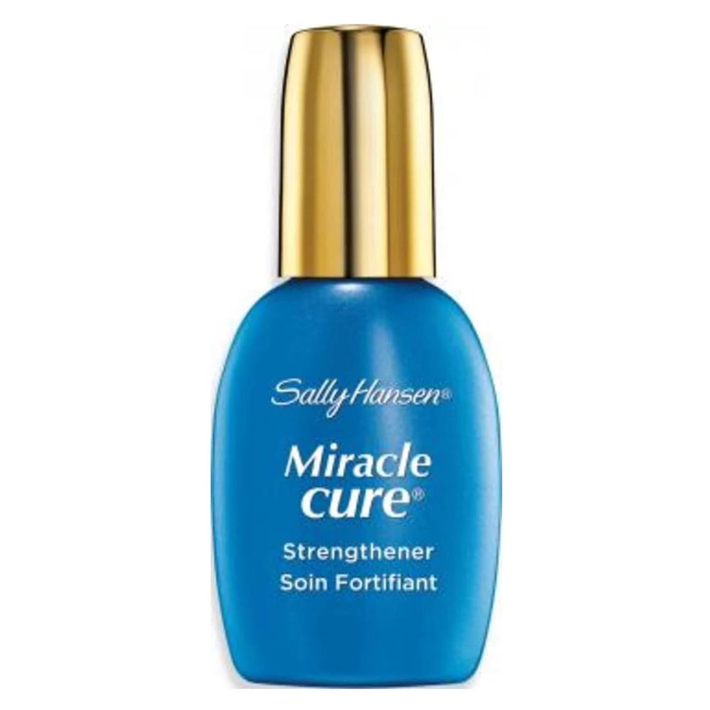 Лак Sally Hansen Miracle Cure for Severe Problem Nails sally hansen nailcare средство для укрепления очень проблемных ногтей miracle cure for severe problem nails 13 3 мл
