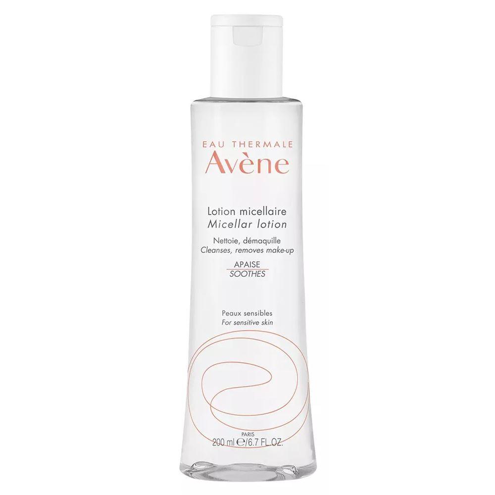 Лосьон Avene Лосьон Мицеллярный Очищающий очищающий лосьон для сверх чувствительной кожи 200 мл avene