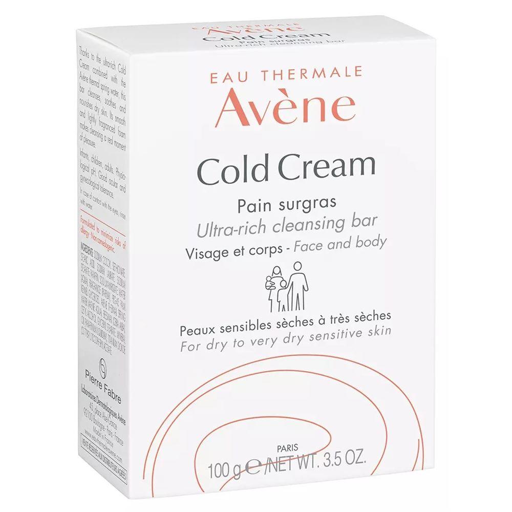 Мыло Avene Колд-крем Мыло мыло avene мыло для сверхчувствительной кожи