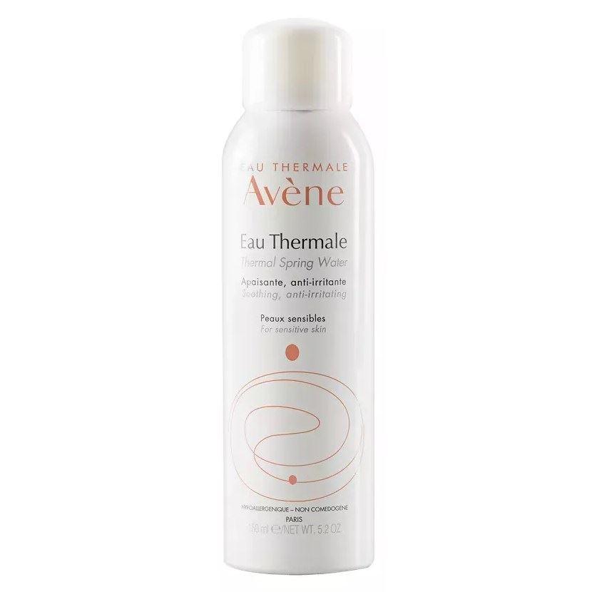 Вода Avene Термальная вода термальная вода спрей я самая для лица