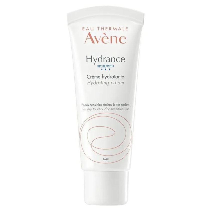 Крем Avene Гидранс Оптималь Риш 40 мл avene крем увлажняющий защищающий hydrance оптималь uv20 риш для сухой кожи лица 40 мл