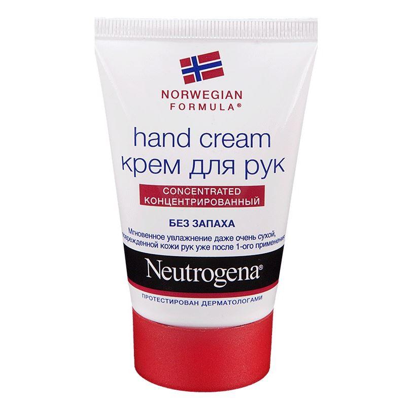 Крем Neutrogena NF Hand Крем для рук без запаха 50 мл uriage hand cream крем для рук 50 мл