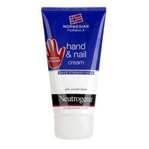 Набор: Крем Neutrogena NF Hand Крем-уход для рук и ногтей крем для рук neutrogena norwegeian formula без запаха