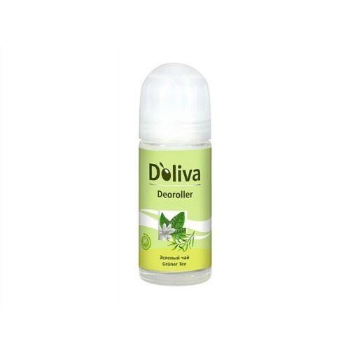 Дезодорант D`Oliva Деороллер Зеленый Чай d oliva