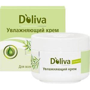 Крем D`Oliva Увлажняющий крем с витамином Е d oliva