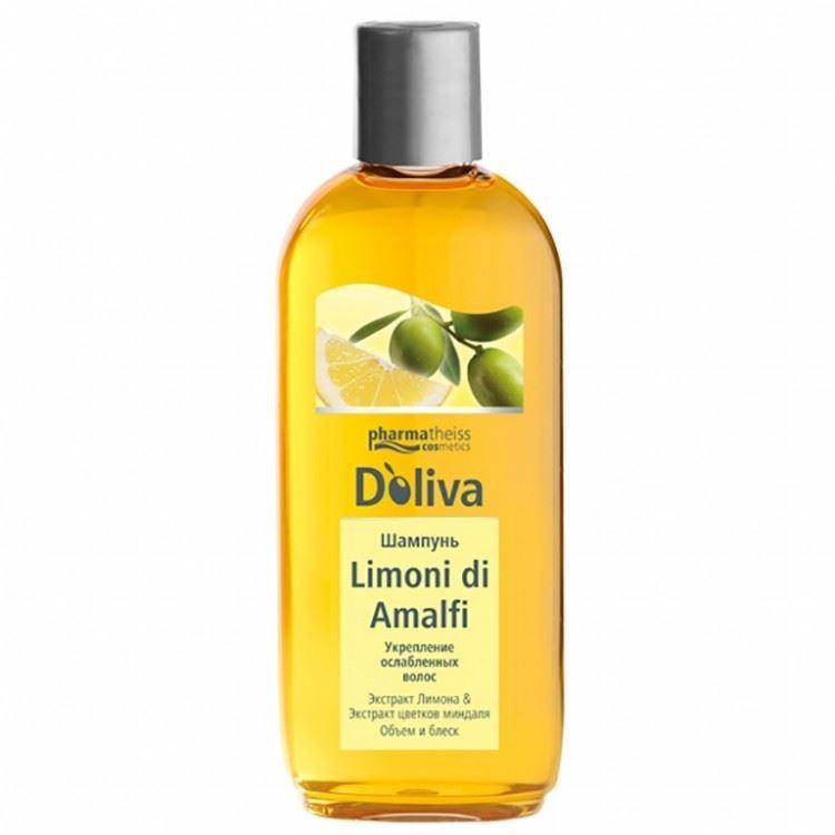 Шампунь D`Oliva Шампунь для укрепления ослабленных волос долива шампунь для укрепления ослабленных волос 200мл