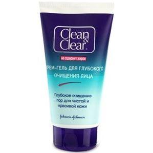 крем гель диадемин сужающий поры отзывы Гель Clean & Clear Крем-гель для глубокого очищения 150 мл