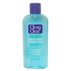 Лосьон Clean & Clear Лосьон для глубокого очищения чувств. кожи 200 мл лосьон для лица