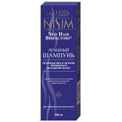 Шампунь Nisim Шампунь для норм/сухих волос шампунь для сухих волос dnc шампунь для сухих волос