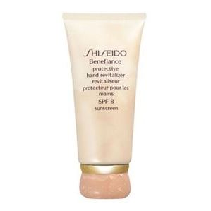 Дневной уход Shiseido Protective Hand Revitalizer SPF8 крем christina young lip zone revitalizer spf 15