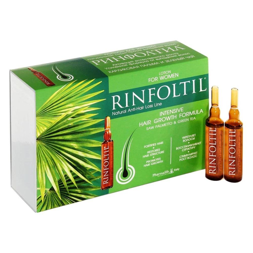 Ампулы Rinfoltil Ампулы для женщин ампулы для лица сесдерма