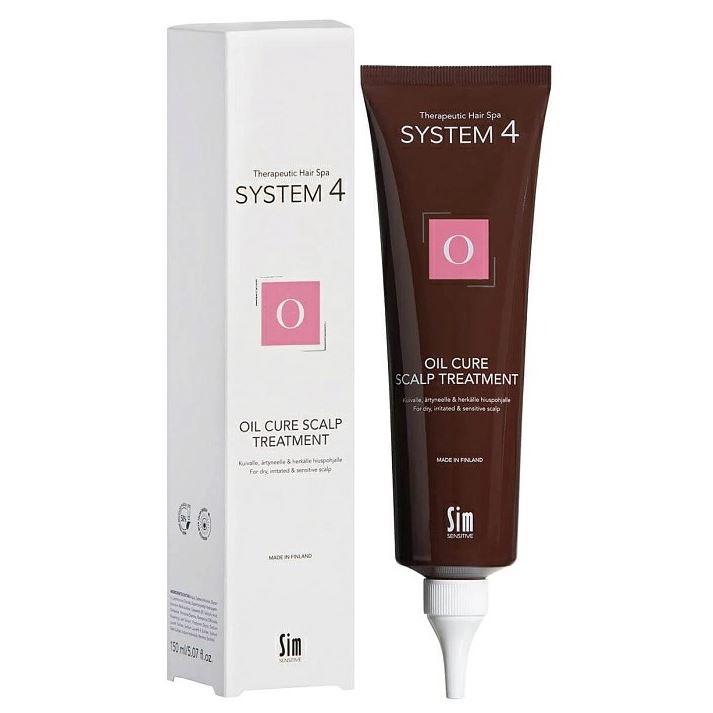 Маска Sim Sensitive МаскаО 500 мл sim sensitive бальзам для окрашеных волос support color 1000 мл