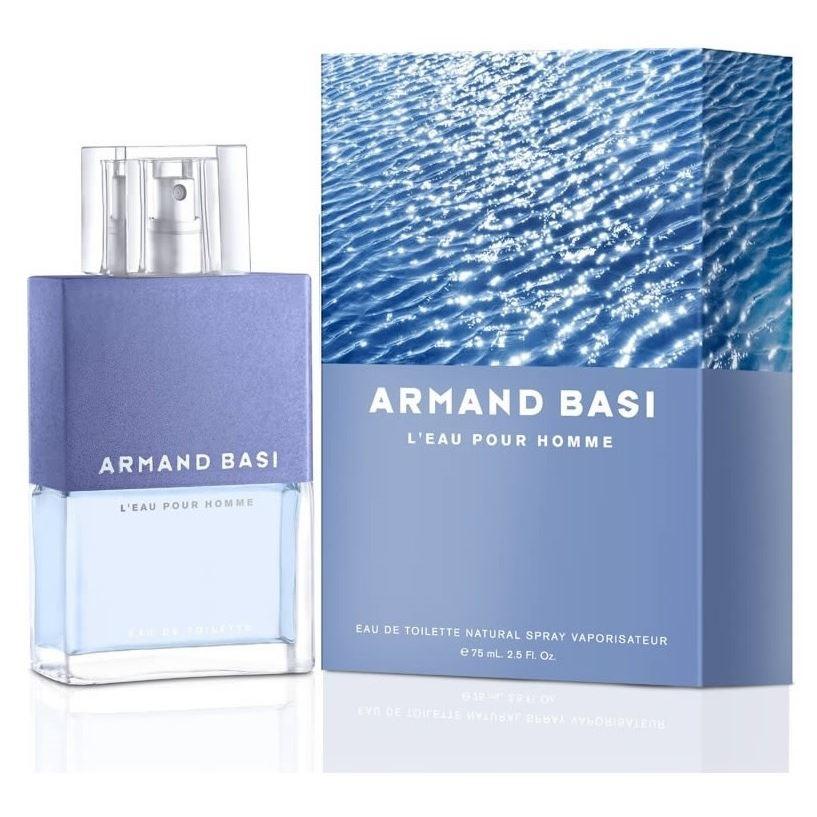 Туалетная вода Armand Basi L'Eau Pour Homme 75 мл armand basi туалетная вода rose glacee 100 ml