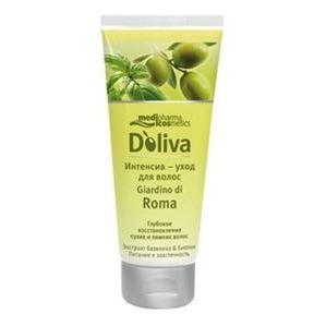 цена на Бальзам D`Oliva Интенсив-Уход для сухих и ломких волос  100 мл