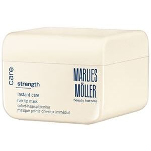 Маска Marlies Moller Strength. Instant Care Hair Tip Mask 125 мл кондиционер marlies moller specialist silver shine spray 125 мл