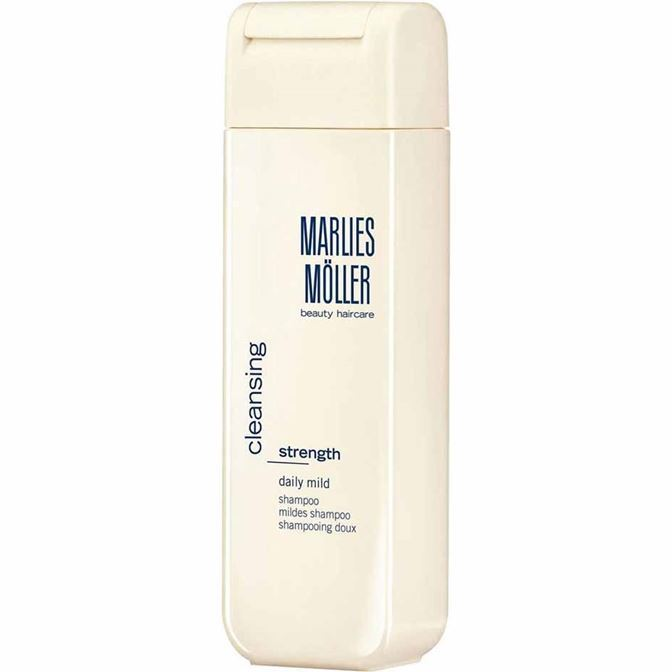 Шампунь Marlies Moller Strength. Daily Mild Shampoo 200 мл шампунь keen daily care shampoo