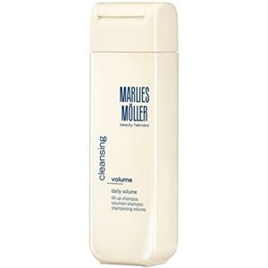 Шампунь Marlies Moller Volume. Daily Volume Shampoo 200 мл marlies moller luxury golden caviar сухой спрей для придания объема luxury golden caviar сухой спрей для придания объема