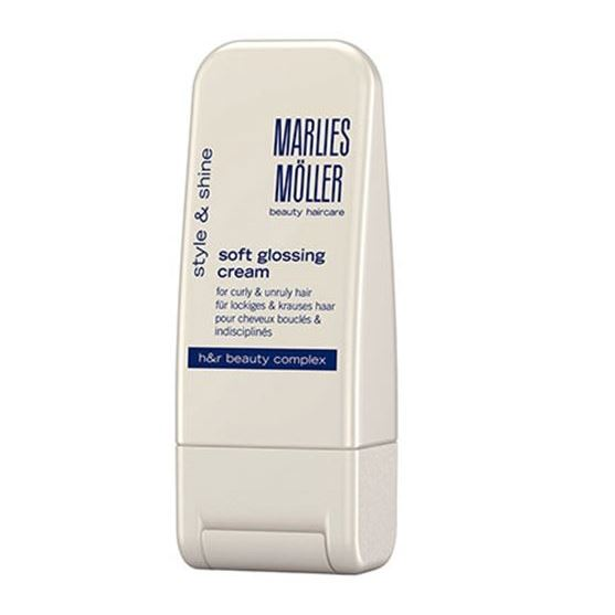 Крем Marlies Moller Style & Shine Soft Glossing Cream 100 мл кондиционер marlies moller specialist silver shine spray 125 мл