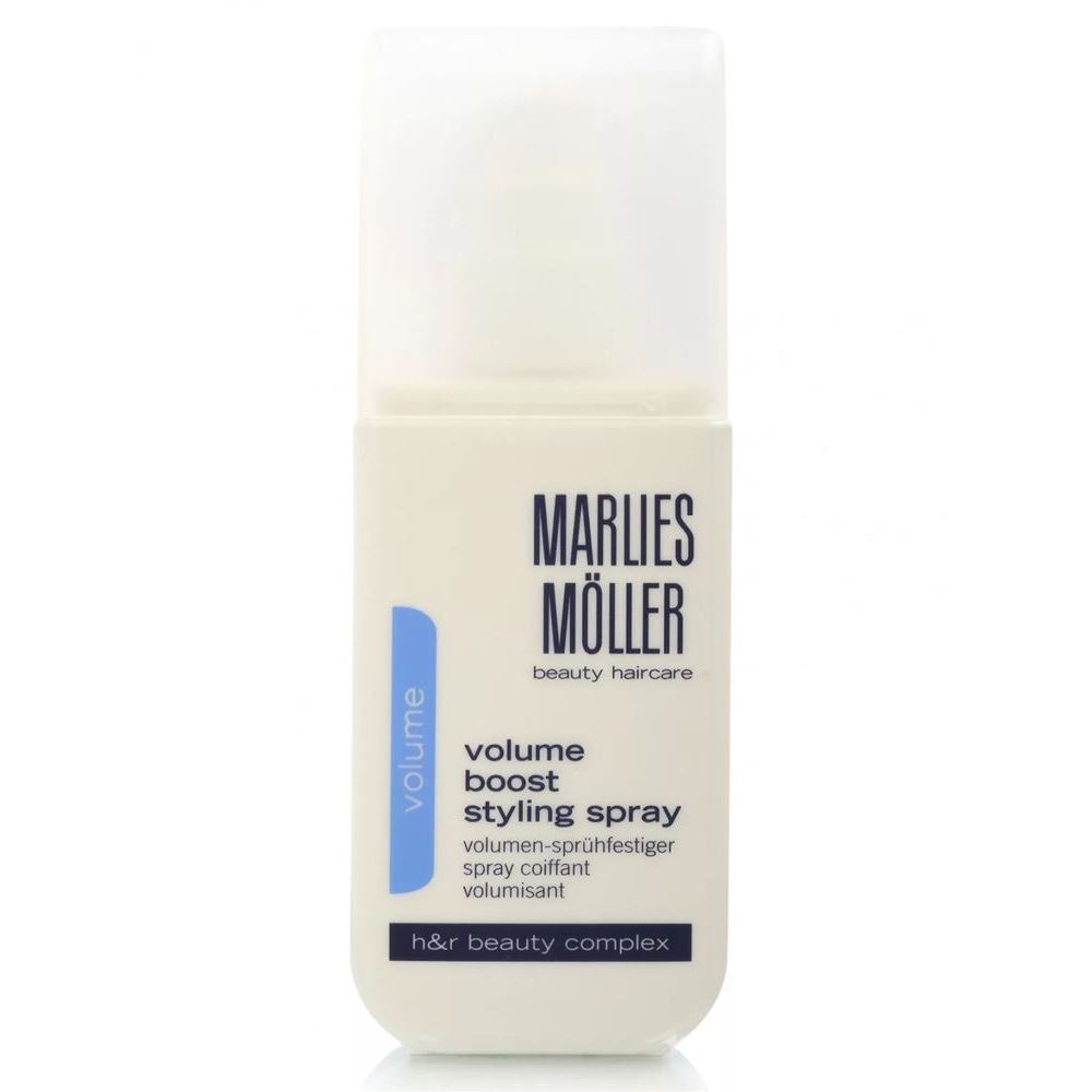 Спрей Marlies Moller Volume Boost Styling Spray 125 мл schwarzkopf кондиционер пышный объем volume boost detangler 200 мл