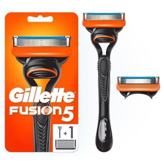 Набор: Бритва Gillette Fusion Бритвенный Станок (Набор: 1 станок + 2 кассеты) станок деревообрабатывающий мастер универсал 2500e 2 5квт эл блок