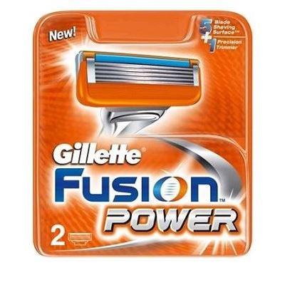 Кассеты Gillette Fusion Power - 2 Сменные Кассеты (2 шт. (eng)) недорого