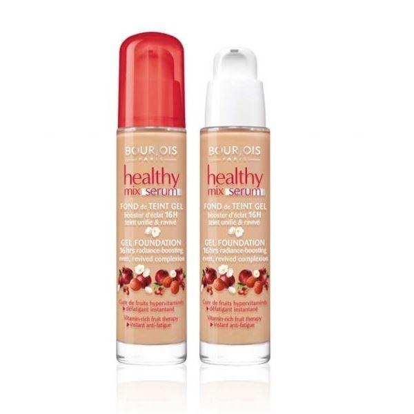 Тональный крем Bourjois Healthy Mix Serum (58) фен elchim 3900 healthy ionic red 03073 07