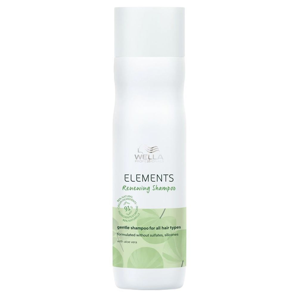 Wella Professionals Elements Renewing Shampoo Обновляющий шампунь