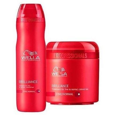 Wella Professionals Набор Brilliance купить в интернет