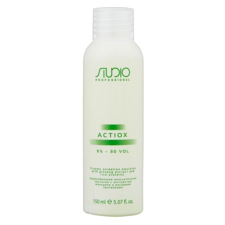 "Creamy Oxidation Emulsion with Ginseng Extract and Rice Proteins ""ActiOx"""