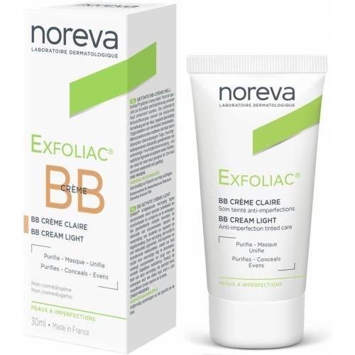 Noreva Exfoliac BB Ceam Light купить в интернет-магазине 1ae92db7b7637
