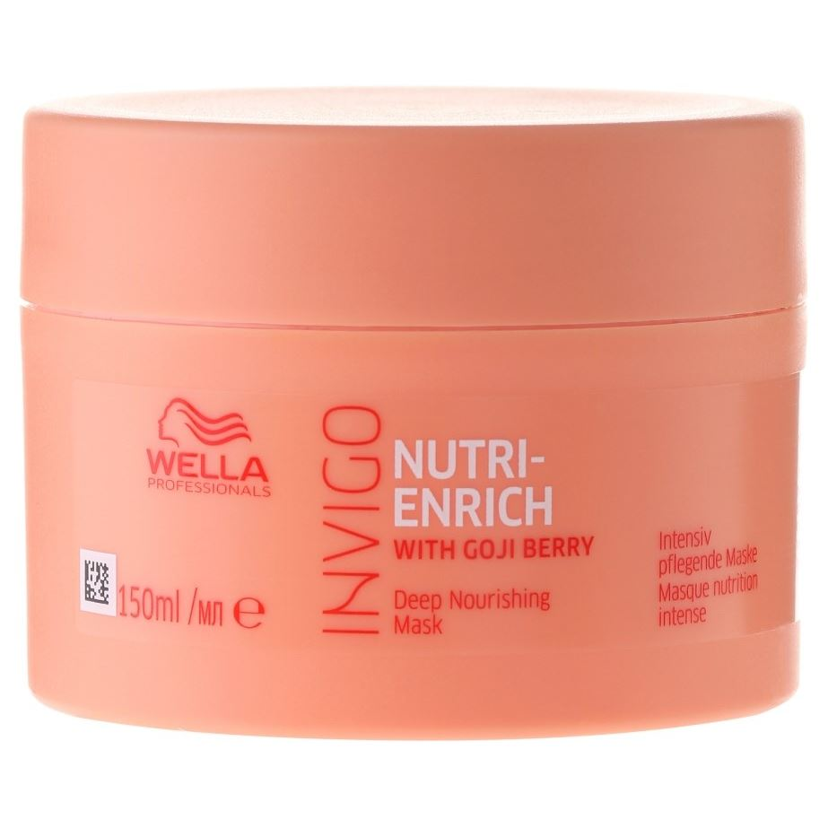 Wella Professionals Invigo Nutri-Enrich Deep Nourishing Mask Питательная маска-уход